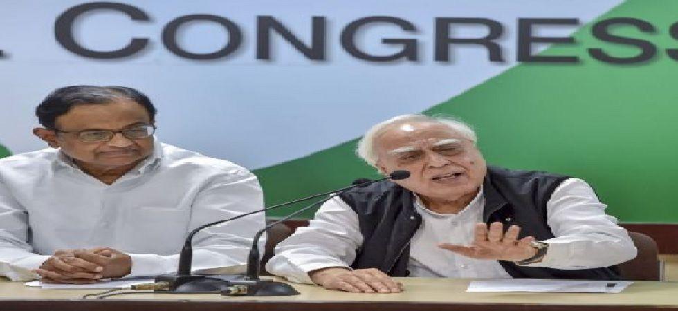 Senior Congress leader Kapil Sibal slams Modi government (Photo: PTI)