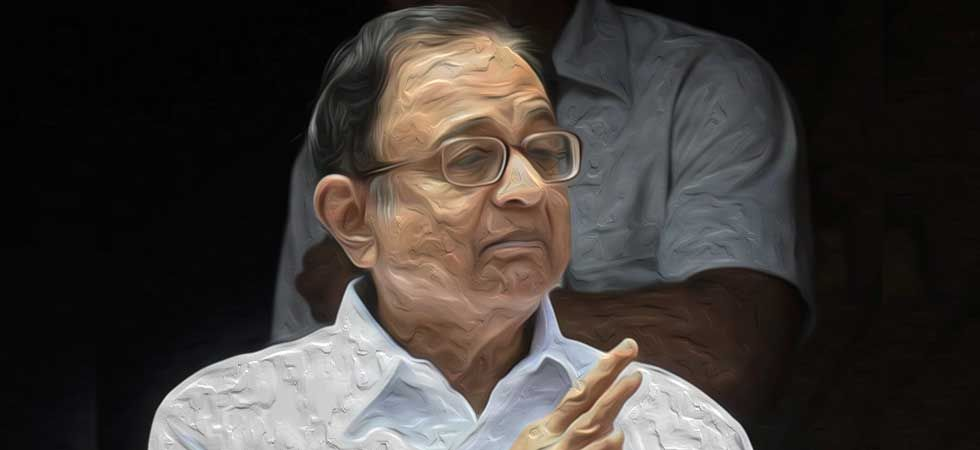 P Chidambaram is currently in CBI custody till August 26 in the INX Media case. (File Photo)