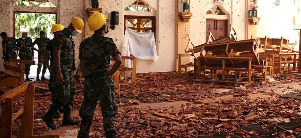 Sri Lanka Easter attacks (File Photo)