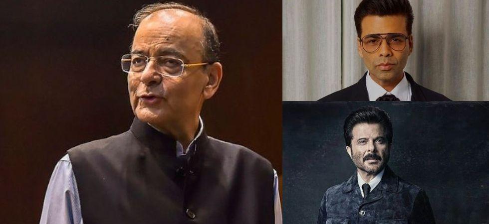 RIP Arun Jaitley: From Karan Johar to Anil Kapoor, here's how Bollywood reacted