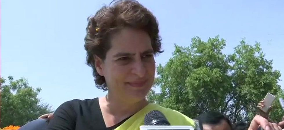 Priyanka Gandhi said that it is the duty of every one to raise our voices against it. (File Photo: ANI)