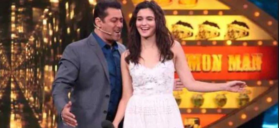 Salman Khan and Alia Bhatt to star in Inshallah.