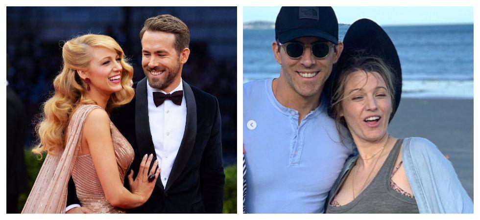 Ryan Reynolds wish wife Blake Lively happy birthday by ...