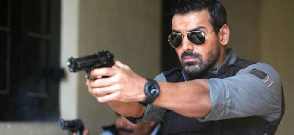 Tried to improve in comedy by leaps and bounds says John Abraham (Photo: Twitter)