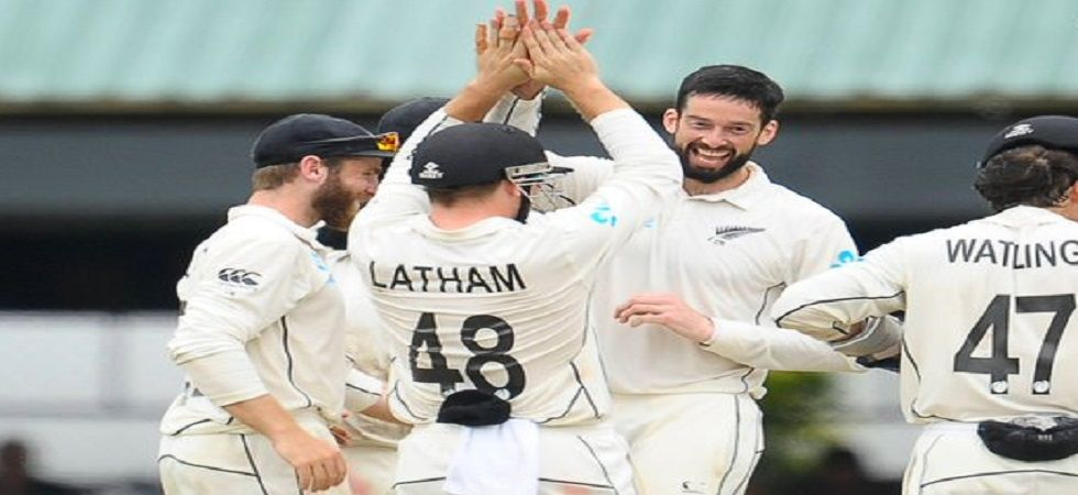 New Zealand bounced back in style to win the final Test at the P Sara Oval by an innings and 65 runs against Sri Lanka. (Image credit: Sri Lanka Twitter)
