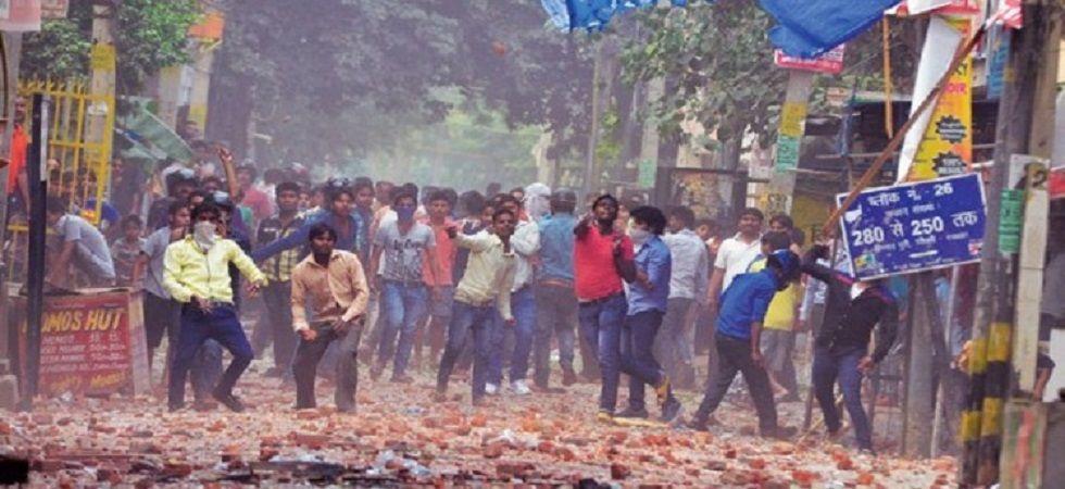 2013 Muzaffarnagar riots (File Photo)