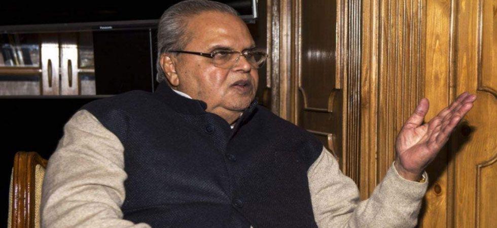 Jammu and Kashmir Governor Satya Pal Malik