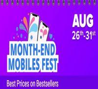 Flipkart's Month-End Mobiles Fest sale begins, get huge discounts on Vivo Z1 Pro, Asus 5Z, other popular smartphones