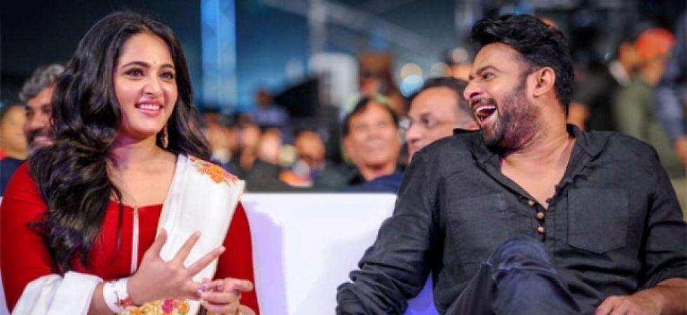 Prabhas and Anushka Shetty. (Image: Instagram)
