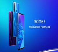 Realme 5 to go on sale for first time in India today: Price, launch offers, specs inside