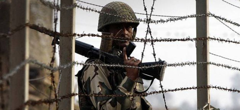 Pakistan violated ceasefire a total of 271 times in August so far (Image: PTI File)