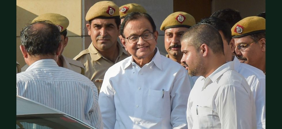 The Supreme Court has said that it will pronounce on September 5 the order on plea of former finance minister P Chidambaram in the INX Media money laundering case. (File Photo)