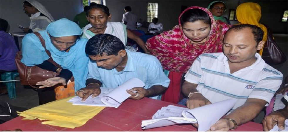 Of those excluded, nearly 380,000 did not file fresh claims for inclusion in the draft list1.(PTI image)