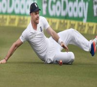 England Great James Anderson Out Of Rest Of Ashes Series