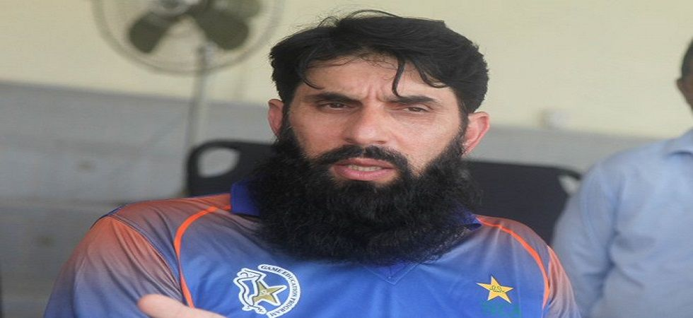 Misbah ul Haq could be the next head coach of the Pakistan cricket team as the Board overhauls the structure of the team's backroom staff. (Image credit: Twitter)