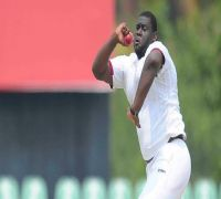 Rahkeem Cornwall Makes 'Gigantic' Impression On Debut In Jamaica Test Vs India