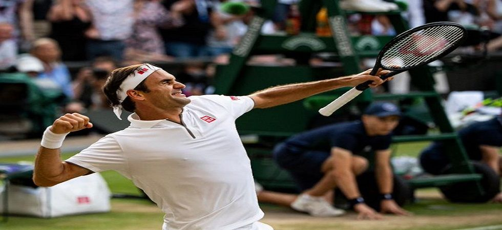 Roger Federer cruised into the fourth round while Novak Djokovic also progressed in the US Open 2019. (Image credit: Twitter)