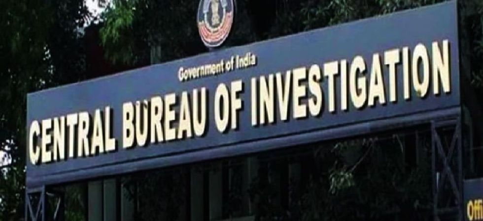 CBI has filed an FIR on a request from the Karnataka government headed by Chief Minister B S Yediyurappa
