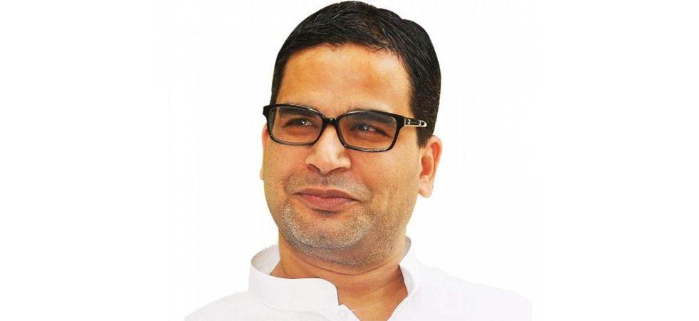 Poll strategist and JD(U) vice president Prashant Kishor (File Image)