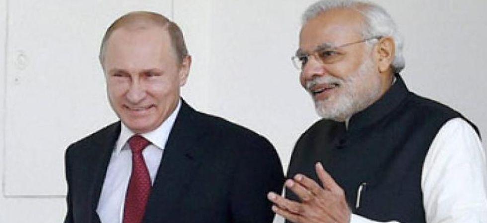 PM Modi will hold the annual summit with Russian President Vladimir Putin. (File Photo)