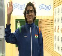 Yashaswini Singh Deswal Wins 10m Air Rifle Gold, Secures Ninth Olympic Quota For India