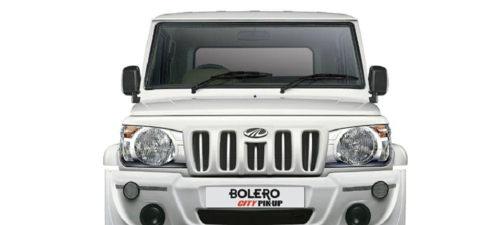 Mahindra & Mahindra launches 'New Bolero City Pik-Up' (Image credit: Twitter)