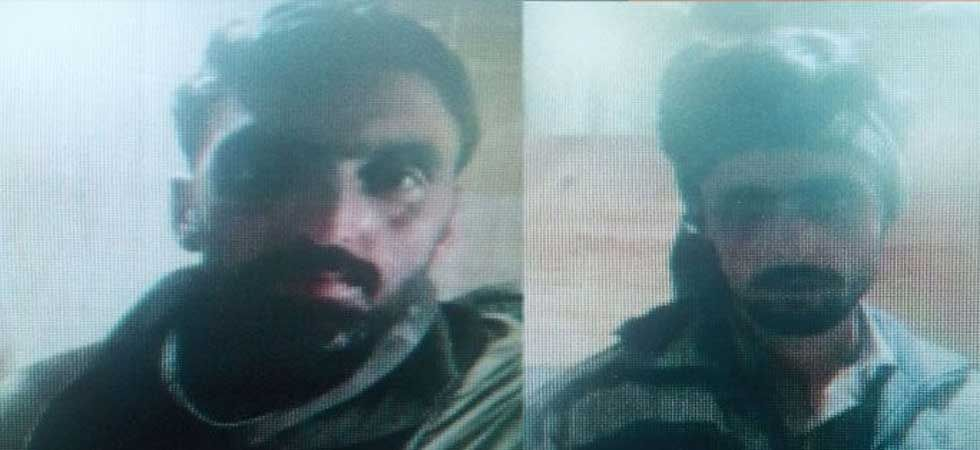 Lashkar terrorists Khalil Ahmed and Nazim Khokhar.
