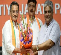 Surendra Nagar, Sanjay Seth, Who Quit SP, Are BJP Candidates For Rajya Sabha Bypolls In UP
