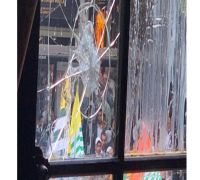 Pakistan Supporters 'Attack' Indian High Commission In London As Kashmir Protest Turns Ugly