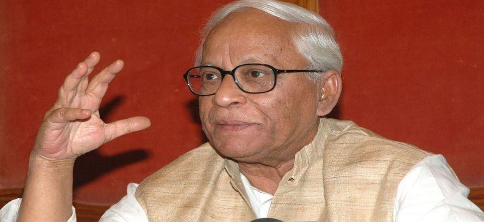Former West Bengal chief minister Buddhadeb Bhattacharya (File Photo)