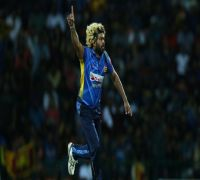 Malinga Takes FOUR In FOUR To Become First Bowler To Claim 100 Wickets In T20I