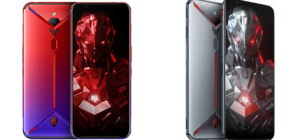 Nubia Red Magic 3S (Photo Credit: Twitter)