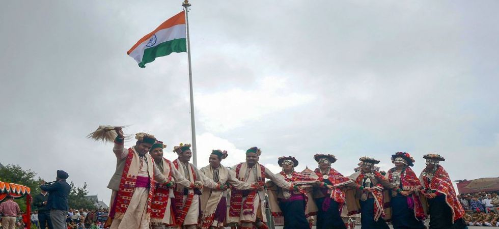 """The meeting came amid a growing demand from leaders in Ladakh for according """"tribal area"""" status to the region"""