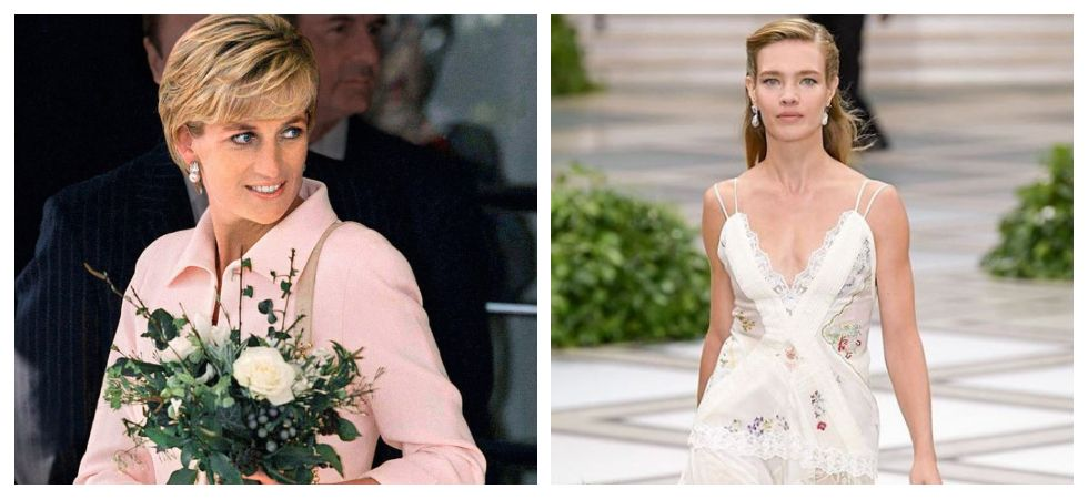 Fashion inspo from Princess Diana dominate NYFW (Photo: Instagram\Tory Burch)