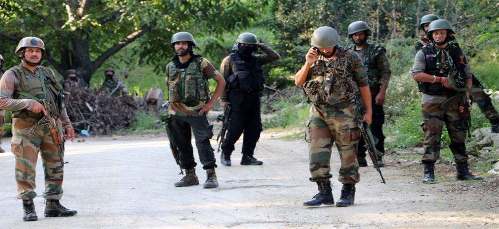 Infiltration bid on along international border in Jammu and Kashmir (Representational Image)