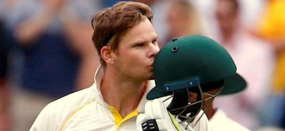 Steve Smith has scored 671 runs at an average of 134.2 in this series so far (Image: PTI)
