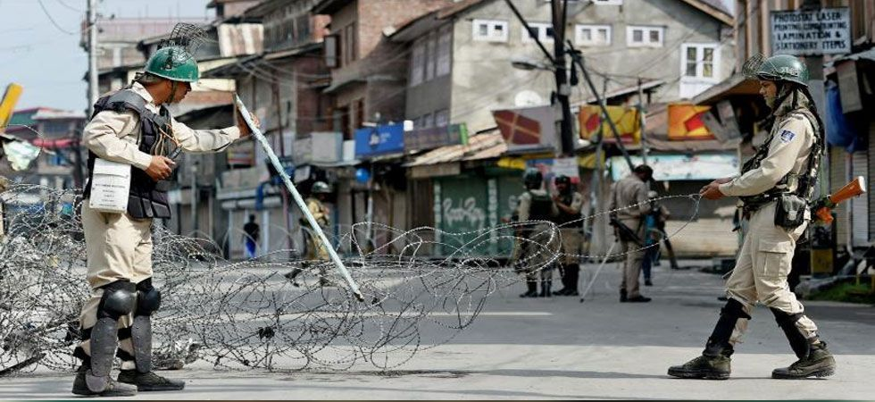 The authorities have been imposing restrictions in vulnerable areas of the Valley since August 5 (Photo: PTI File)