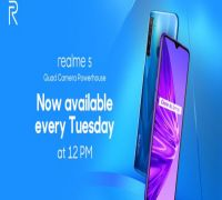 Realme 5 To Go On Flash Sale Every Tuesday At 12 PM: Specs, Features, Prices Inside