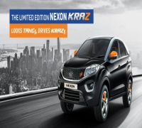 Tata Nexon Kraz Limited Edition Launched in India for An Introductory Price Of Rs 7.57 Lakh: Specs Inside