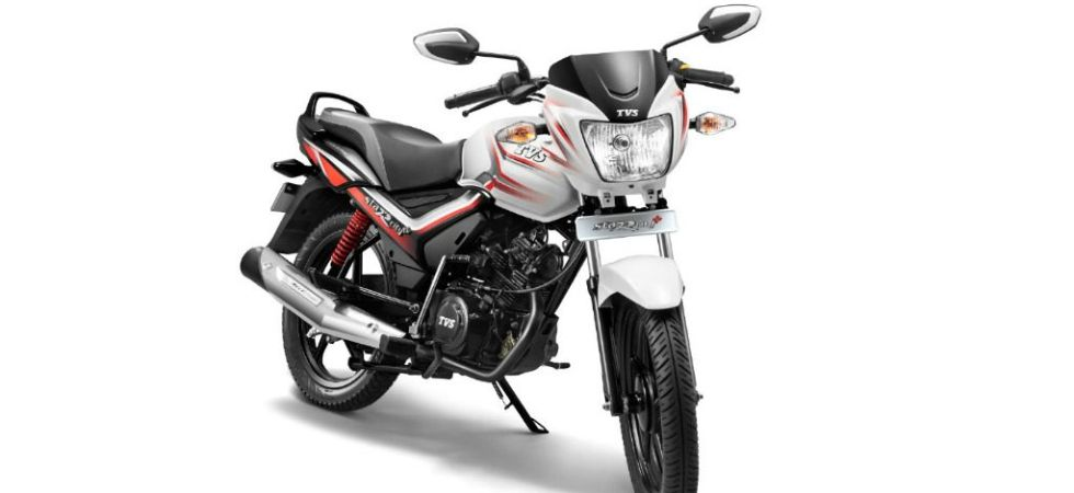 TVS Star City+ limited edition launched in India (Photo Credit: Twitter/@wheelmonk)