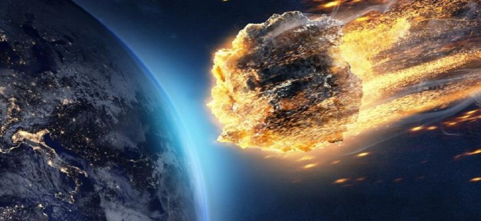 The massive asteroid struck the Earth 66 million years ago and caused 75 per cent of life on the planet to become extinct