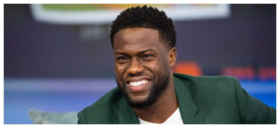 Kevin Hart released from hospital (Photo: Twitter)