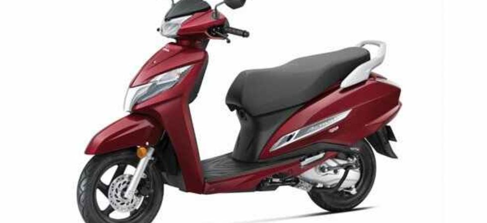BS6 Compliant Honda Activa 125 (Photo Credit: honda2wheelersindia.com)