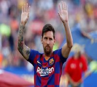 Lionel Messi Says Would Be 'Thrilled' If Neymar Joins Barcelona