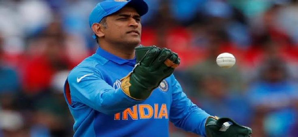 MS Dhoni has made himself unavailable for selection in the three-match Twenty20 series against South Africa. (Image credit: Twitter)
