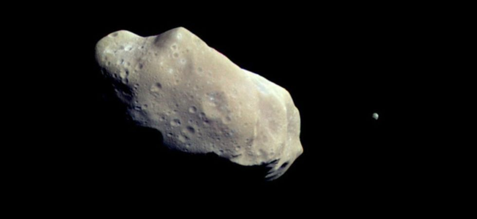 Asteroid Apophis (Photo Credit: NASA)