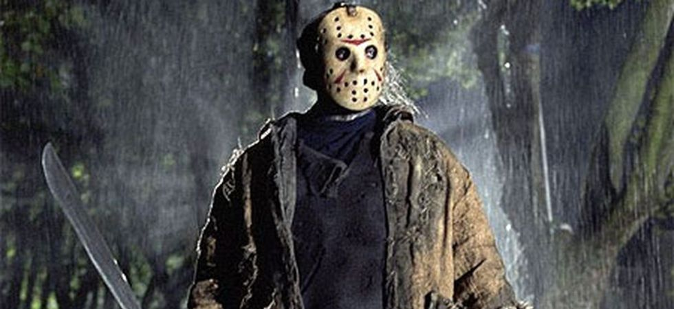 The horror movie Friday the 13th featured a masked killer called Jason (Image: New Line Cinema)