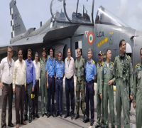 LCA Tejas Successfully Performs 'Arrested Landing' In Goa, India Enters Elite List