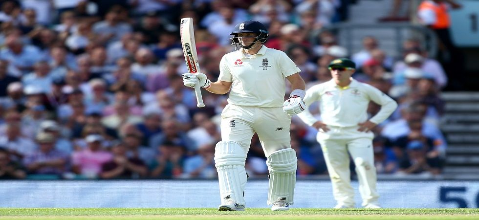 Joe Root became the 12th England player to go past 7000 runs in Tests and he achieved this feat during the Oval Test against Australia. (Image credit: Getty Images)
