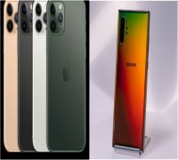 Apple iphone 11 Pro Vs Samsung Galaxy Note 10: Specs, Features Prices Compared